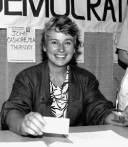 """Vancouver Magazine called her, """"the first civic politician hereabouts to make a full-time career out of trying to do things right rather than just getting them done."""""""