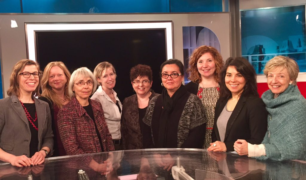 Expert women able to offer context on reproductive health, the environment, violence against women, social policy, international development, and indigenous issues recently benefited from a de-mystification exercise in broadcast interviews, courtesy of  the generosity of some CBC Ottawa hosts and producers.