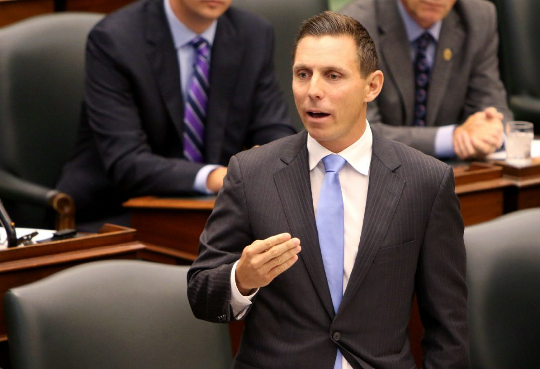 Patrick Brown, MPP, Leader of the Progressive Conservative Party of Ontario
