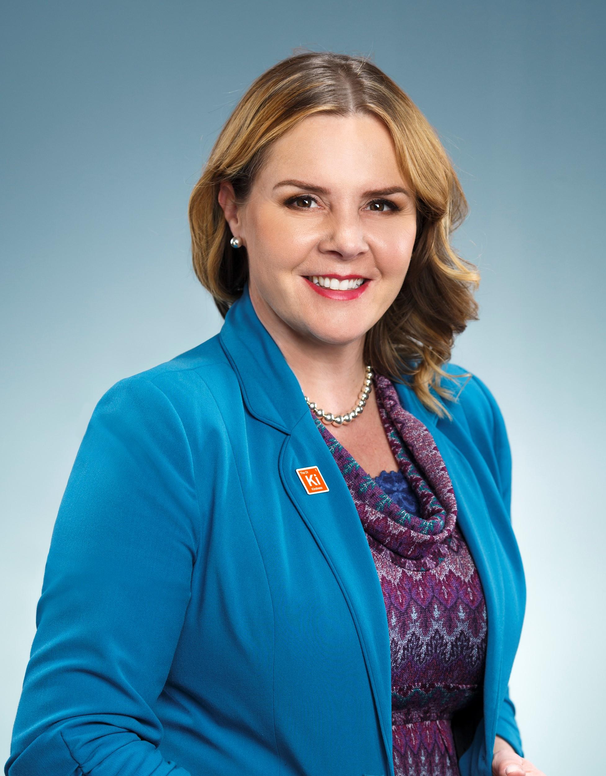 Helen Wetherley Knight, MBA