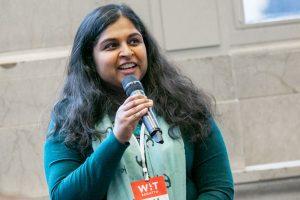 Sweta Rajan Speaking on Diversity by Design, Including Immigrant Women in Tech at Women in Tech Regatta 2020
