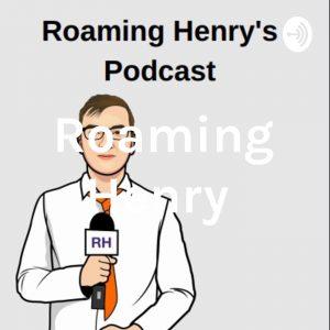 roaming henry podcast logo