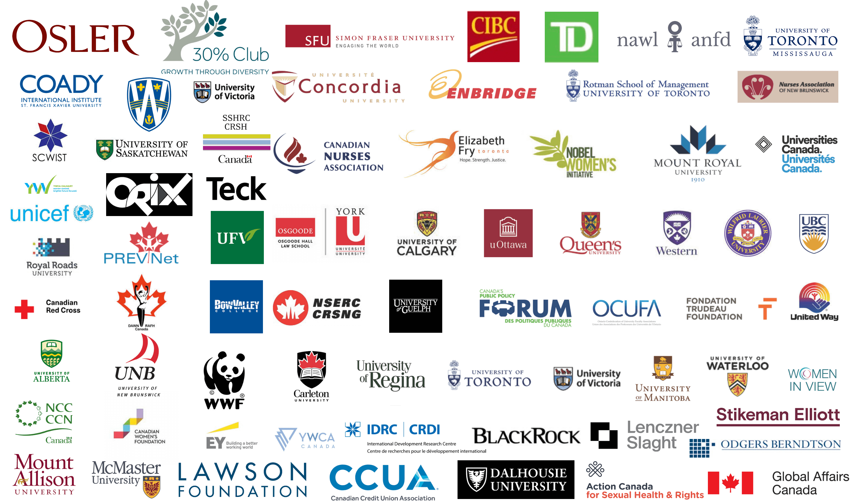 Our partners logos