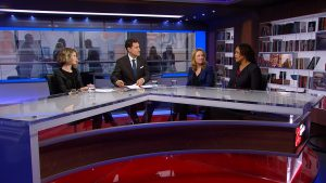 Jennifer Reynolds appears on The Agenda with Steve Paikin to discuss increasing equity and diversity at the C-suite level.