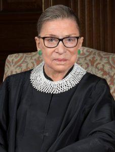 Ruth Bader Ginsburg 2016 portrait