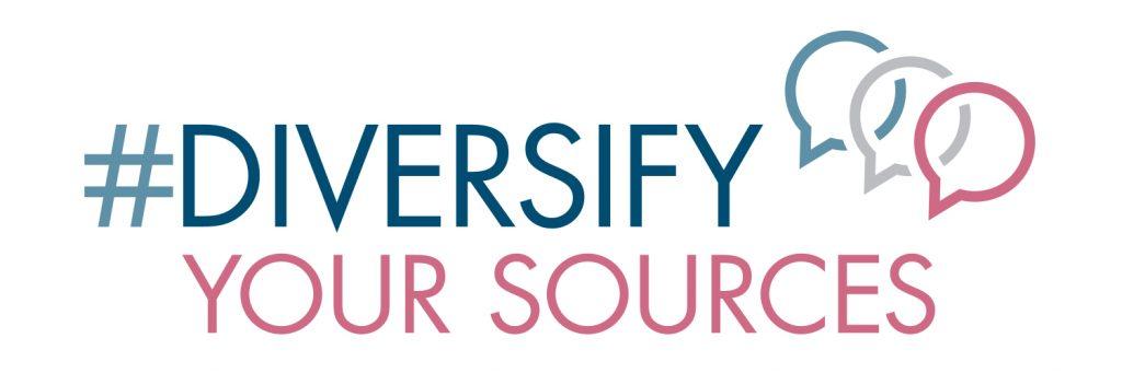#DiversifyYourSources pledge