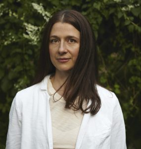Image of Jessica Johnson, Editor in Chief of The Walrus